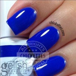 Gelish Mali-Blu me away gel polish